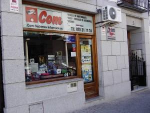 Tienda Informatica Toledo .com sistemas