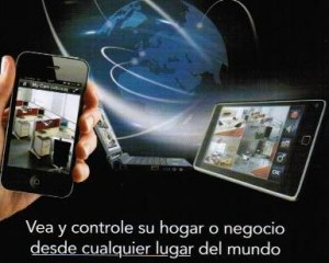 visualizacion videovigilancia movil