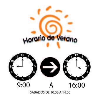 Horario de verano2012