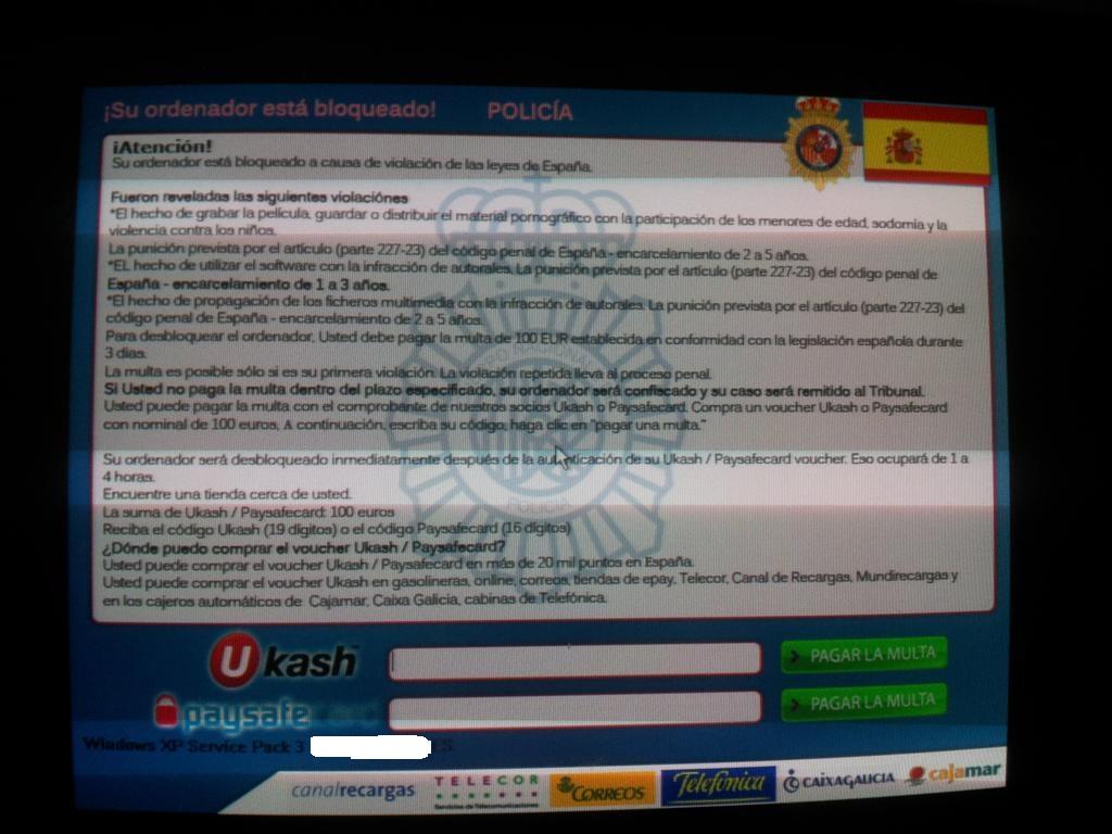 mensajeviruspoliciajunio2012