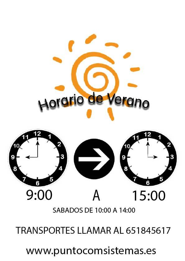 horario de verano 2013